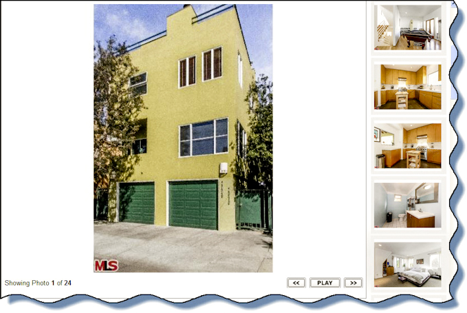 Townhouse of house for sale in venice beach ca with garage area of beach houses condos homes for sale 4