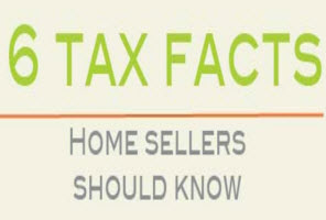 Post image for Real Estate Tips | Good tax info for home sellers