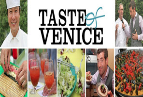 Beach Bums Event | Taste of Venice 5th annual food & wine event